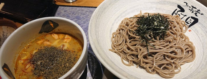 Tsuke-soba Azuchi is one of Posti salvati di Hide.