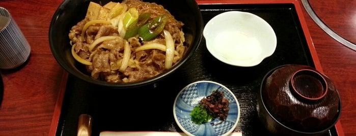 Imahan Bekkan is one of Tokyo.