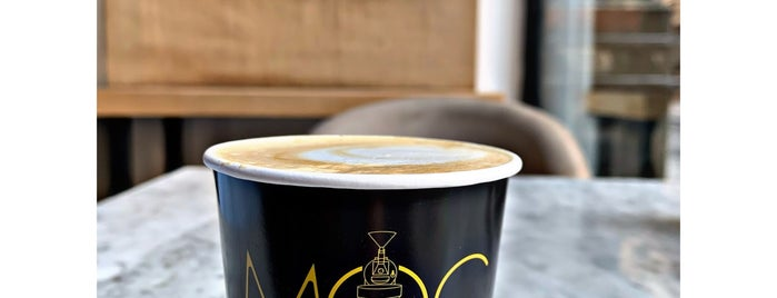 Moc Ministry Of Coffee is one of istanbul.