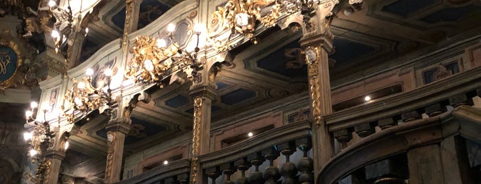 Margravial Opera House is one of Germany.