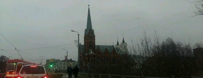 Baznīcu kalns | Church Hill | Церковная Горка is one of D-pils is LoVe.