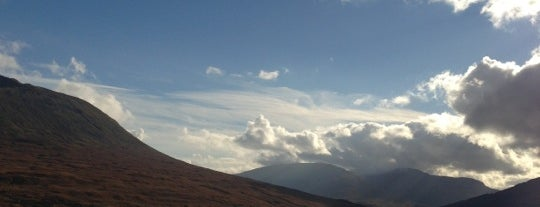 Loch Tulla is one of Auld Scotia.