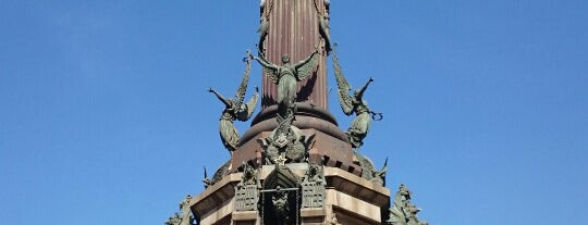 Columbus Barcelona is one of Barcelona.