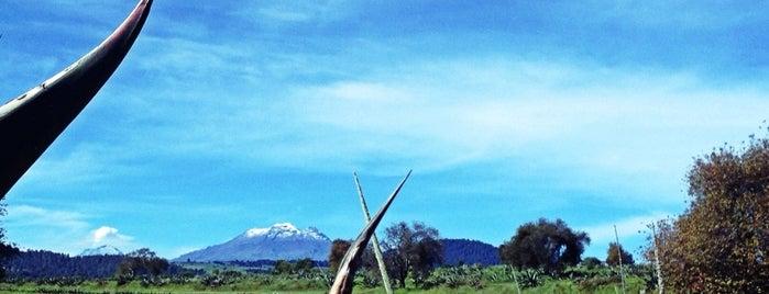 Nanacamilpa, Tlaxcala is one of Tempat yang Disukai Violet.