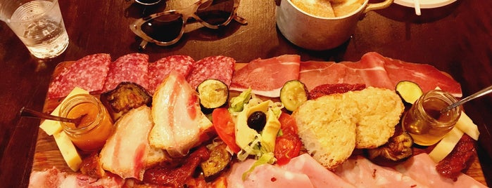 Pane e Salame is one of Roma!.