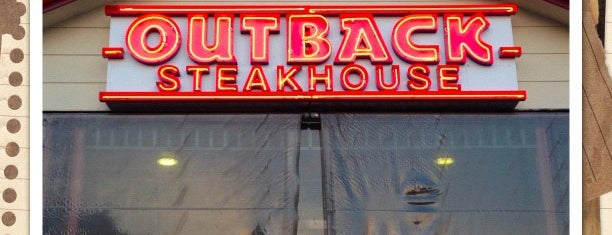Outback Steakhouse is one of Keith 님이 좋아한 장소.