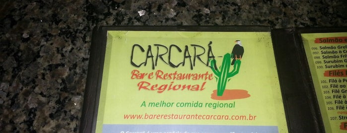 Restaurante Carcará is one of Lieux qui ont plu à Erik.