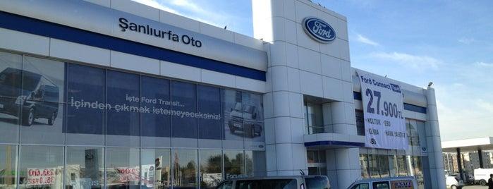 Ford Şanlıurfa Plaza is one of Gorkemさんのお気に入りスポット.