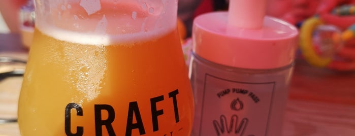 CRAFT Beer Market is one of Ottawa for FWD50.