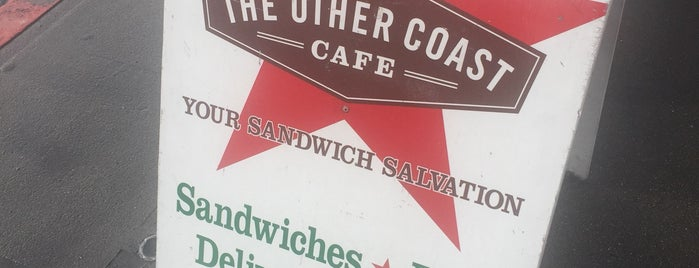 The Other Coast Cafe is one of Orte, die David gefallen.
