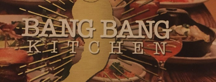 Bang Bang Kitchen is one of Jessica's Saved Places.