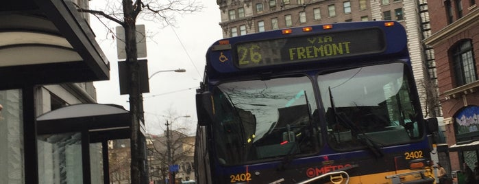 King County Metro Route 26 is one of Transport.