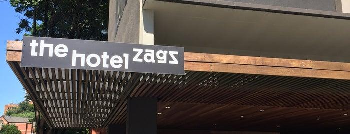 The Hotel Zags is one of Lugares favoritos de Ben.