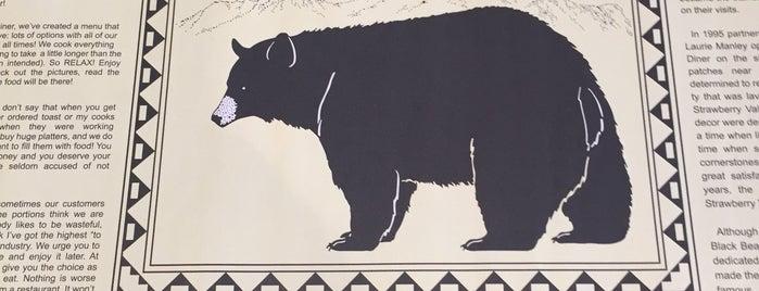 Black Bear Diner is one of Lieux qui ont plu à Ben.