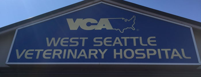VCA West Seattle Veterinary Hospital is one of Best of.