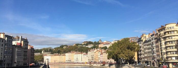 Lyon (to check out)