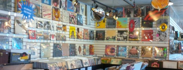 Underground Records is one of Record Stores Worldwide.