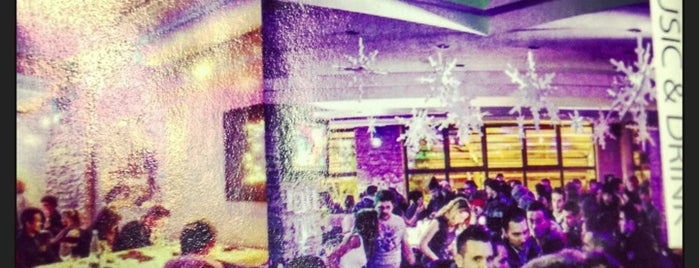 Bar around Vicenza
