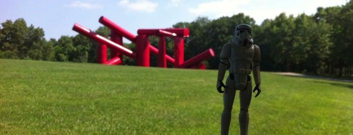 Laumeier Sculpture Park is one of 2017 City Guide: Saint Louis.