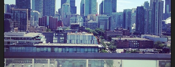 Thompson Hotel is one of CAN Toronto Favourites.