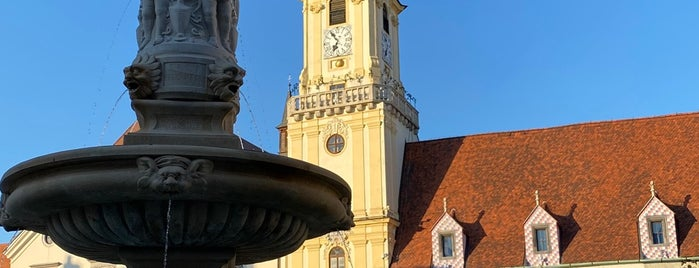 Stará Radnica | Old Town Hall is one of Queen 님이 저장한 장소.