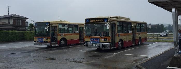 愛川町内~厚木バスセンター《本厚木駅》及び海老名駅西口、相模原方面の神奈川中央交通路線バス・バス停