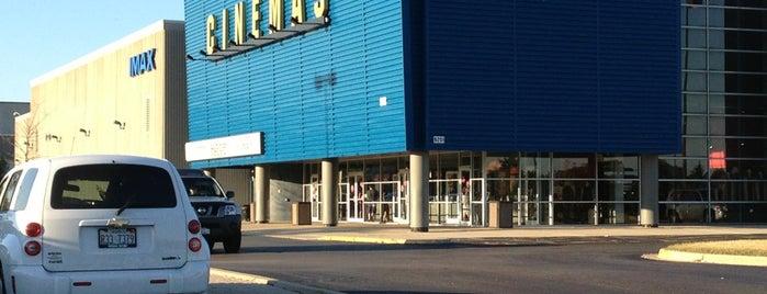 AMC Loews Quarry Cinemas 14 is one of Locais curtidos por Jillian.