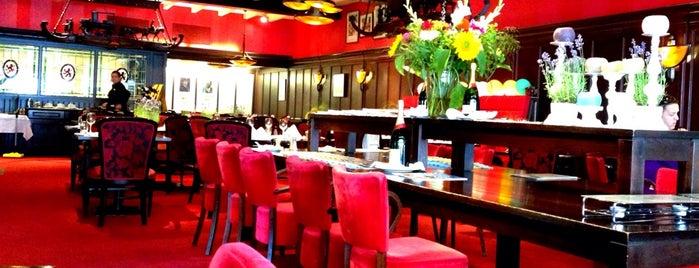 Restaurant De Roode Leeuw is one of Flexplek020.nl.