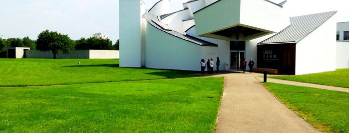 Vitra Design Museum is one of FR-WE-BA-ZÜ.