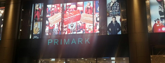 Primark is one of Tomek 님이 좋아한 장소.