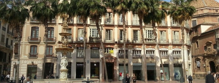 Plaza de la Constitución is one of Malaga.