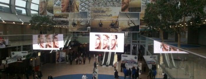 Messe Düsseldorf is one of Top favorites.