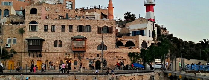 Jaffa Port is one of Israel.