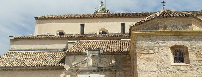 Iglesia Santa María La Mayor is one of Que visitar en Baena.