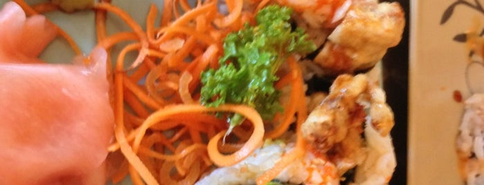 Thai Cuisine and Sushi Bar is one of RESTAURANTS.