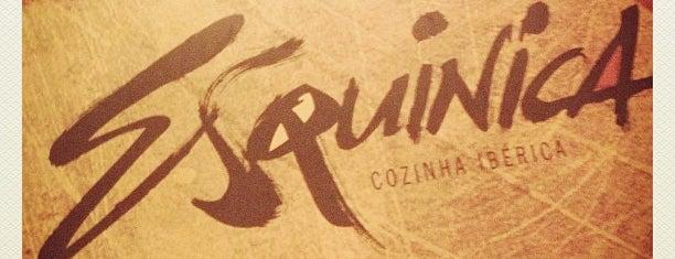 Esquinica Cozinha Ibérica is one of Bars & Pubs in Campinas.