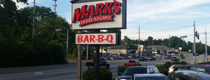Mark's Feed Store is one of Louisville.