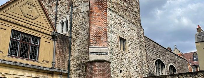 the Charterhouse London is one of London 2017.