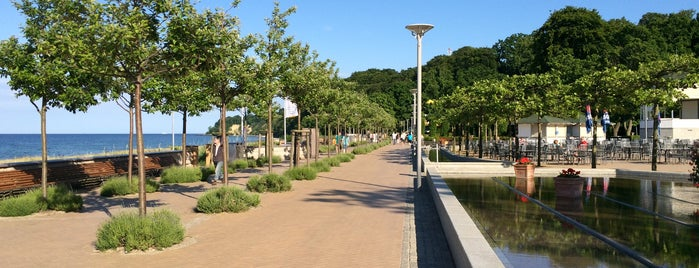 Bernsteinpromenade is one of Oostzeekust 🇩🇪.