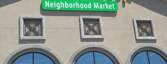 Walmart Neighborhood Market is one of สถานที่ที่ Christopher ถูกใจ.