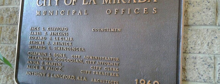 La Mirada City Hall is one of la mirada hit list.