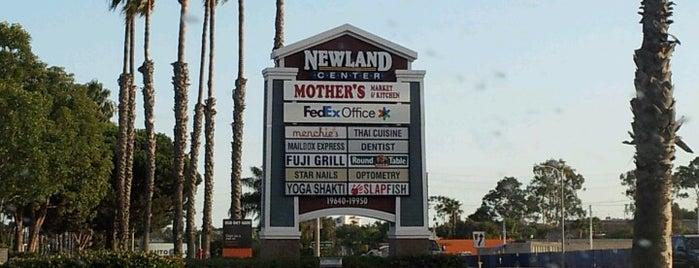 Newland Shopping Center is one of สถานที่ที่ Allie ถูกใจ.
