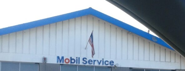 Mobil is one of HB Drive.