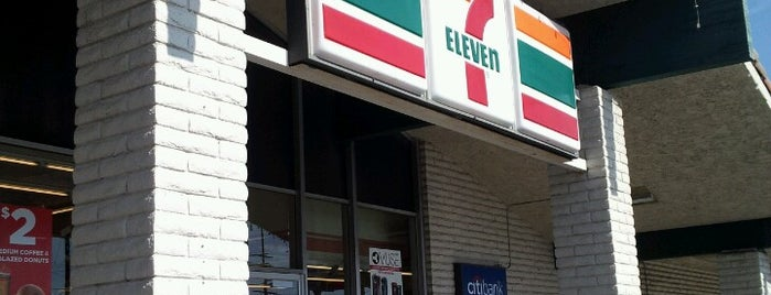 7-Eleven is one of HB Drive.