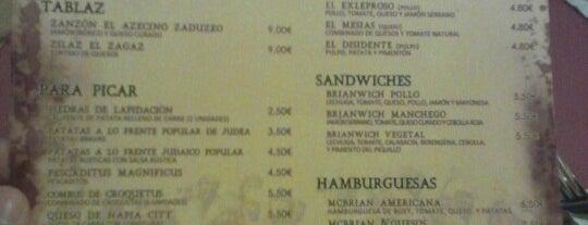 La birra de Brian is one of สถานที่ที่บันทึกไว้ของ Sergio.