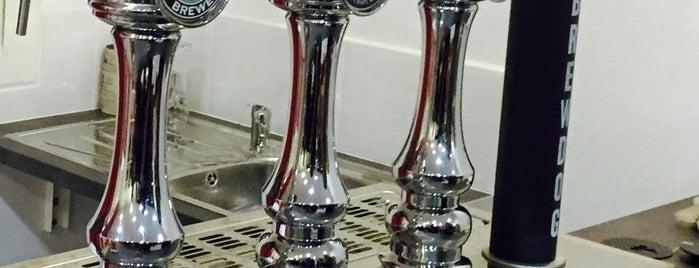 Beering Barcelona is one of Cerveseries amb artesanals de tirador.