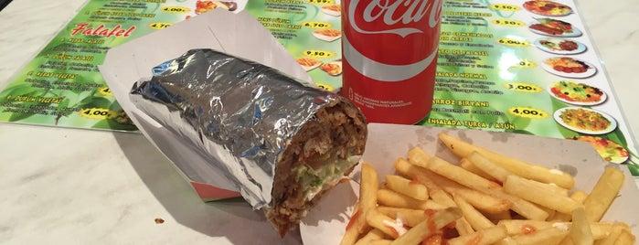 Best Kebab is one of Sergi 님이 좋아한 장소.