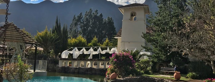Aranwa Sacred Valley Hotel & Wellness is one of Angelさんのお気に入りスポット.
