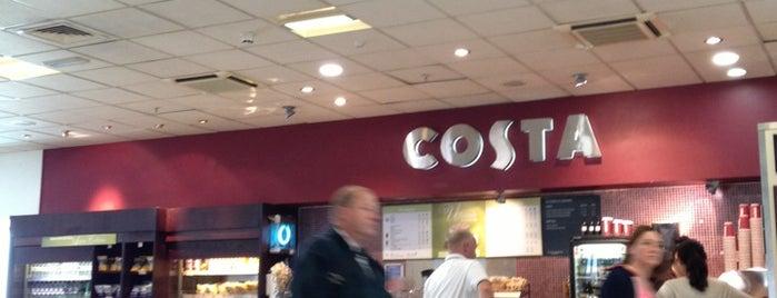 Costa Coffee is one of Posti che sono piaciuti a Christian.