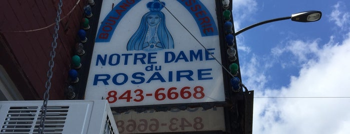 Boulangerie & Pâtisserie Notre Dame du Rosaire is one of Lieux qui ont plu à JulienF.